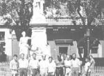 8.- 1974 год, Гавана. Связисты во главе с начальником отдела Сударушкиным В. А.